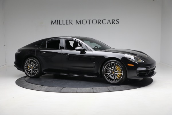 Used 2021 Porsche Panamera Turbo S for sale Call for price at Aston Martin of Greenwich in Greenwich CT 06830 9
