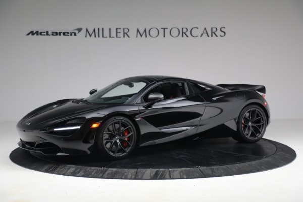 New 2021 McLaren 720S Spider for sale $374,120 at Aston Martin of Greenwich in Greenwich CT 06830 15