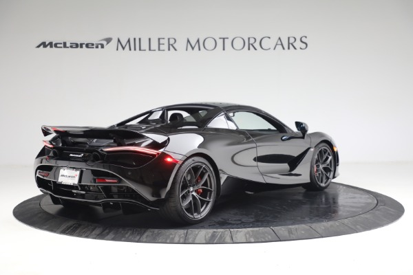 New 2021 McLaren 720S Spider for sale $374,120 at Aston Martin of Greenwich in Greenwich CT 06830 19