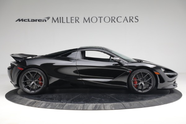 New 2021 McLaren 720S Spider for sale $374,120 at Aston Martin of Greenwich in Greenwich CT 06830 20