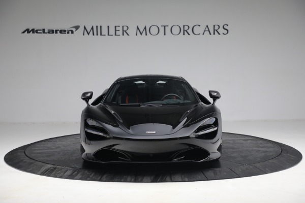 New 2021 McLaren 720S Spider for sale $374,120 at Aston Martin of Greenwich in Greenwich CT 06830 22