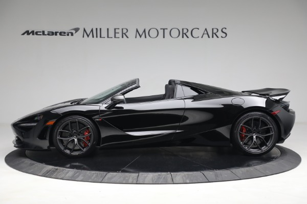 New 2021 McLaren 720S Spider for sale $374,120 at Aston Martin of Greenwich in Greenwich CT 06830 3