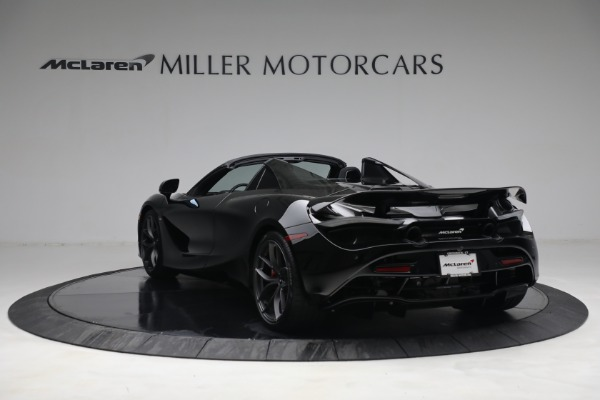 New 2021 McLaren 720S Spider for sale $374,120 at Aston Martin of Greenwich in Greenwich CT 06830 5