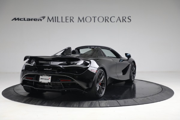 New 2021 McLaren 720S Spider for sale $374,120 at Aston Martin of Greenwich in Greenwich CT 06830 7