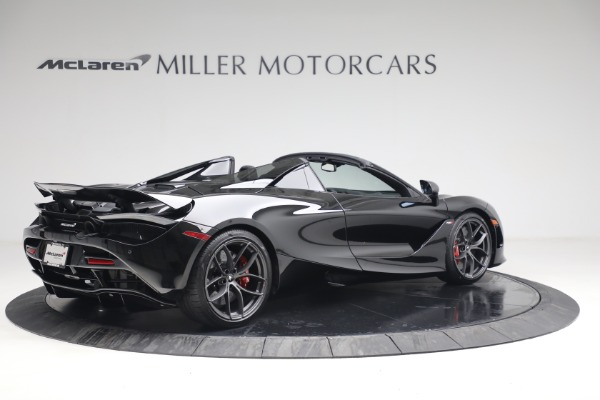 New 2021 McLaren 720S Spider for sale $374,120 at Aston Martin of Greenwich in Greenwich CT 06830 8