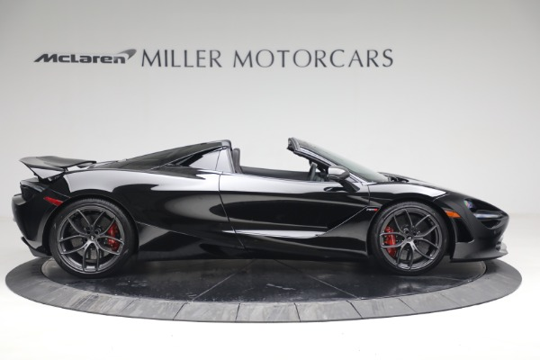 New 2021 McLaren 720S Spider for sale $374,120 at Aston Martin of Greenwich in Greenwich CT 06830 9