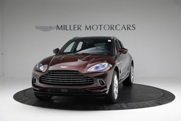 New 2021 Aston Martin DBX for sale $196,386 at Aston Martin of Greenwich in Greenwich CT 06830 12