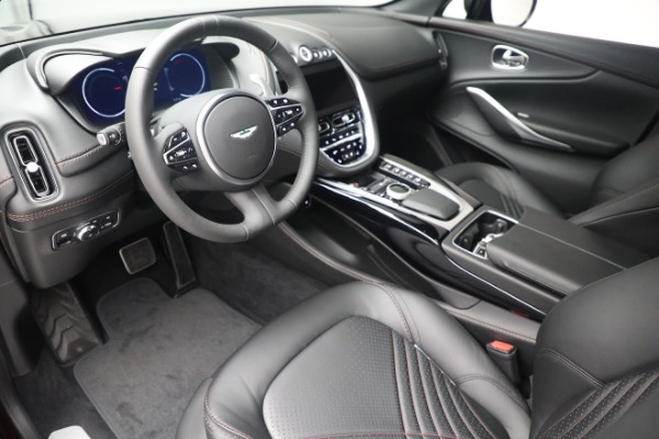 New 2021 Aston Martin DBX for sale $196,386 at Aston Martin of Greenwich in Greenwich CT 06830 13