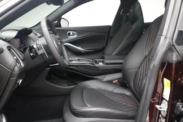 New 2021 Aston Martin DBX for sale $196,386 at Aston Martin of Greenwich in Greenwich CT 06830 14