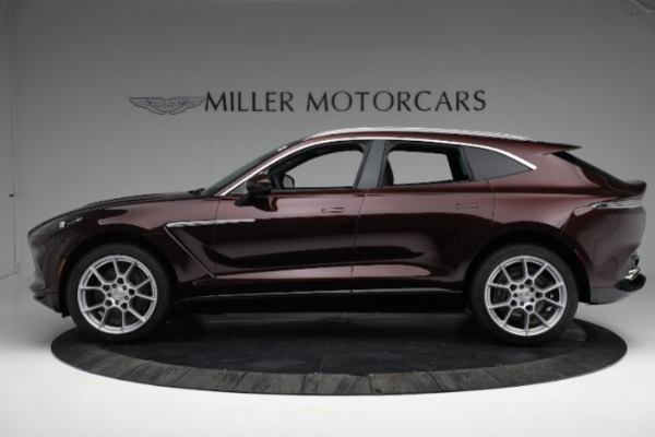 New 2021 Aston Martin DBX for sale $196,386 at Aston Martin of Greenwich in Greenwich CT 06830 2
