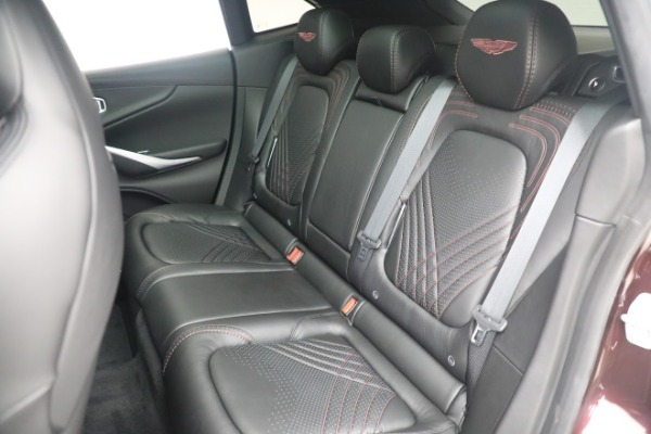 New 2021 Aston Martin DBX for sale $196,386 at Aston Martin of Greenwich in Greenwich CT 06830 22