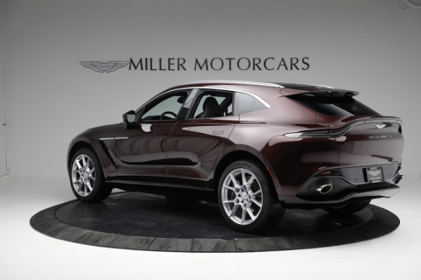 New 2021 Aston Martin DBX for sale $196,386 at Aston Martin of Greenwich in Greenwich CT 06830 3
