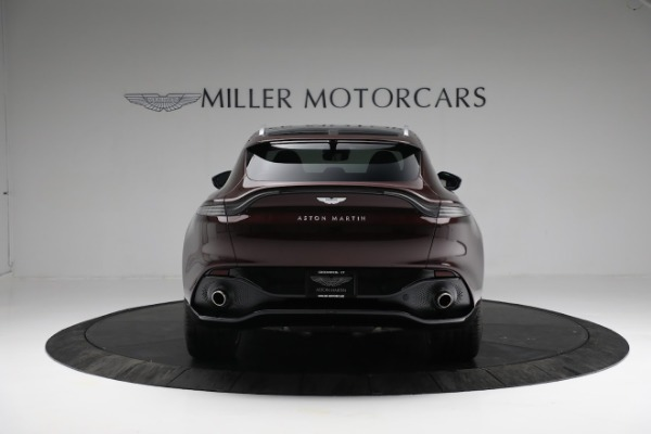 New 2021 Aston Martin DBX for sale $196,386 at Aston Martin of Greenwich in Greenwich CT 06830 5