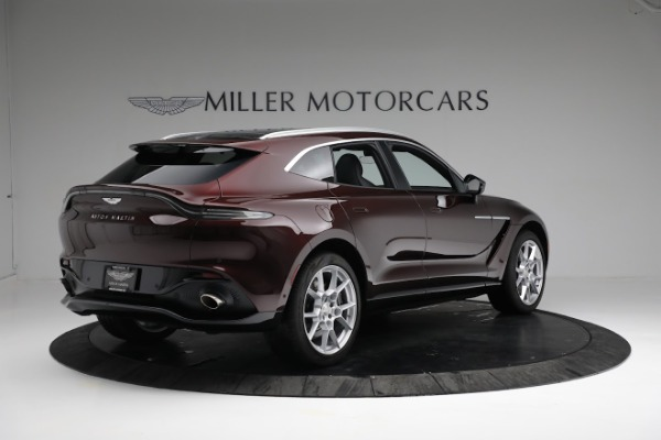 New 2021 Aston Martin DBX for sale $196,386 at Aston Martin of Greenwich in Greenwich CT 06830 7