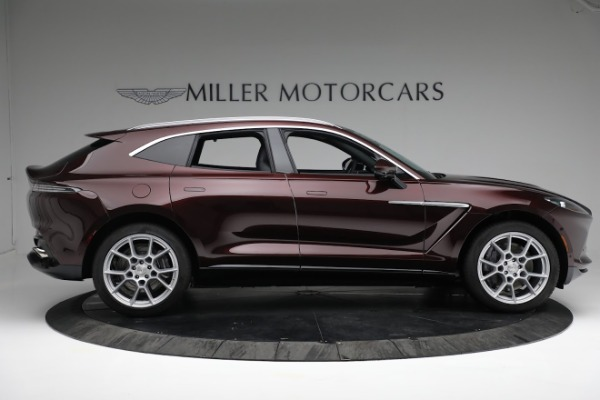 New 2021 Aston Martin DBX for sale $196,386 at Aston Martin of Greenwich in Greenwich CT 06830 8
