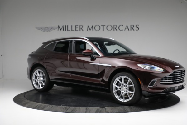 New 2021 Aston Martin DBX for sale $196,386 at Aston Martin of Greenwich in Greenwich CT 06830 9