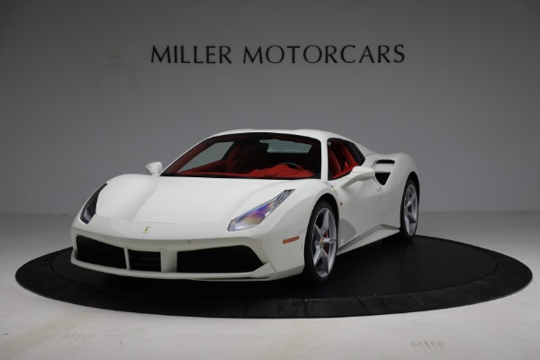 Used 2017 Ferrari 488 Spider for sale Call for price at Aston Martin of Greenwich in Greenwich CT 06830 13