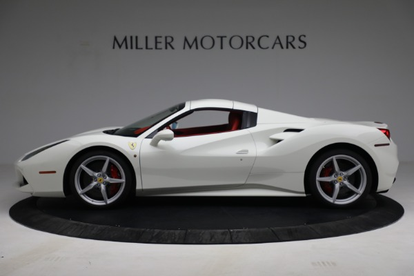 Used 2017 Ferrari 488 Spider for sale Call for price at Aston Martin of Greenwich in Greenwich CT 06830 15