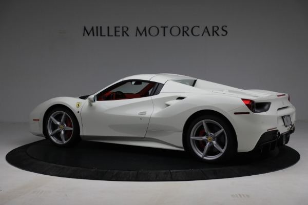 Used 2017 Ferrari 488 Spider for sale Call for price at Aston Martin of Greenwich in Greenwich CT 06830 16