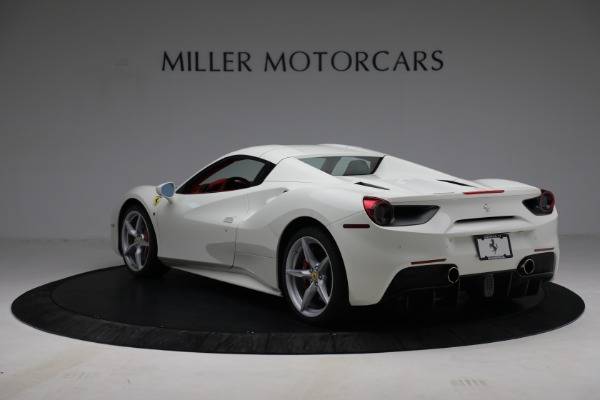 Used 2017 Ferrari 488 Spider for sale Call for price at Aston Martin of Greenwich in Greenwich CT 06830 17