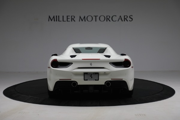 Used 2017 Ferrari 488 Spider for sale Call for price at Aston Martin of Greenwich in Greenwich CT 06830 18