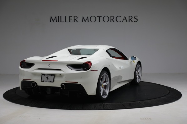 Used 2017 Ferrari 488 Spider for sale Call for price at Aston Martin of Greenwich in Greenwich CT 06830 19
