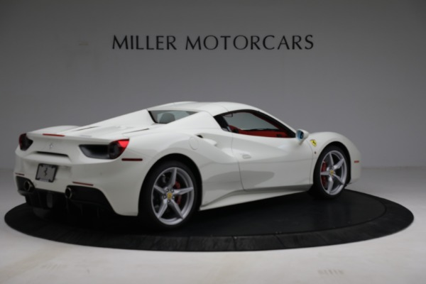 Used 2017 Ferrari 488 Spider for sale Call for price at Aston Martin of Greenwich in Greenwich CT 06830 20