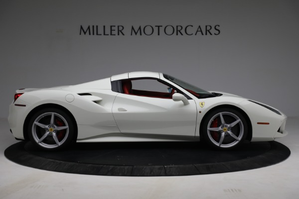 Used 2017 Ferrari 488 Spider for sale Call for price at Aston Martin of Greenwich in Greenwich CT 06830 21