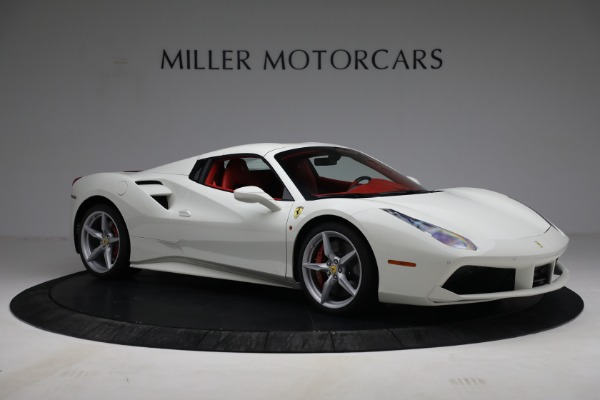 Used 2017 Ferrari 488 Spider for sale Call for price at Aston Martin of Greenwich in Greenwich CT 06830 22