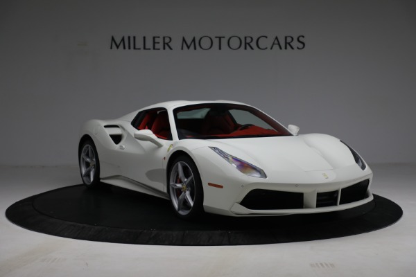 Used 2017 Ferrari 488 Spider for sale Call for price at Aston Martin of Greenwich in Greenwich CT 06830 23