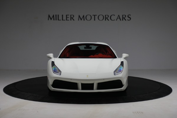 Used 2017 Ferrari 488 Spider for sale Call for price at Aston Martin of Greenwich in Greenwich CT 06830 24