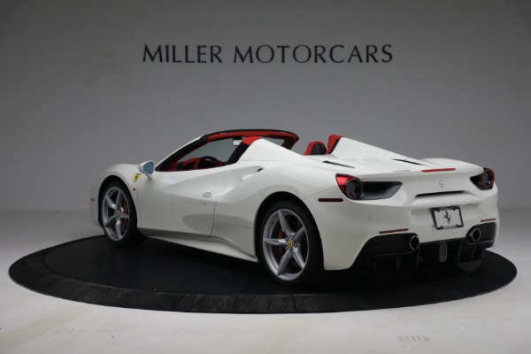 Used 2017 Ferrari 488 Spider for sale Call for price at Aston Martin of Greenwich in Greenwich CT 06830 5