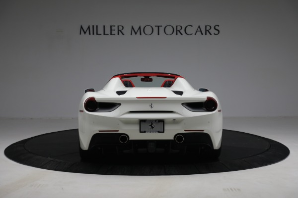 Used 2017 Ferrari 488 Spider for sale Call for price at Aston Martin of Greenwich in Greenwich CT 06830 6