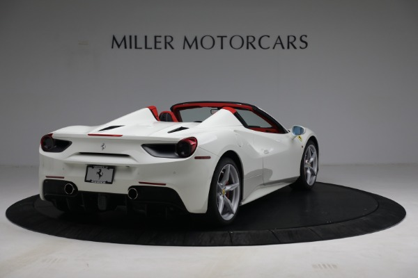 Used 2017 Ferrari 488 Spider for sale Call for price at Aston Martin of Greenwich in Greenwich CT 06830 7
