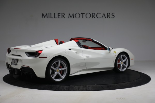 Used 2017 Ferrari 488 Spider for sale Call for price at Aston Martin of Greenwich in Greenwich CT 06830 8