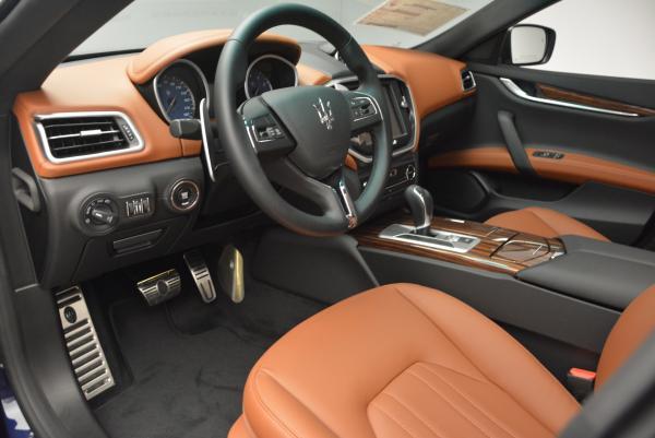 New 2016 Maserati Ghibli S Q4 for sale Sold at Aston Martin of Greenwich in Greenwich CT 06830 13