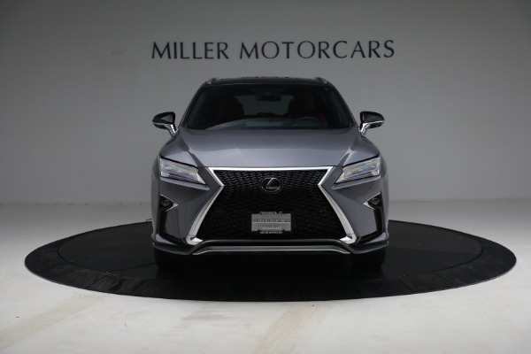 Used 2018 Lexus RX 350 F SPORT for sale $44,900 at Aston Martin of Greenwich in Greenwich CT 06830 12