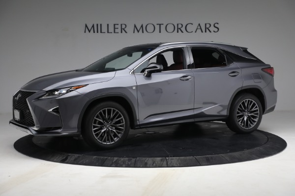 Used 2018 Lexus RX 350 F SPORT for sale $44,900 at Aston Martin of Greenwich in Greenwich CT 06830 2
