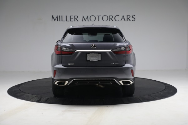 Used 2018 Lexus RX 350 F SPORT for sale $44,900 at Aston Martin of Greenwich in Greenwich CT 06830 6