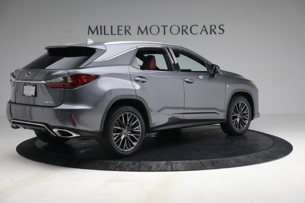 Used 2018 Lexus RX 350 F SPORT for sale $44,900 at Aston Martin of Greenwich in Greenwich CT 06830 8