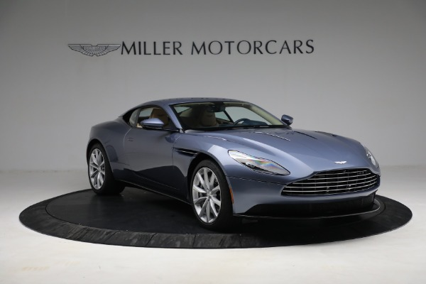 Used 2018 Aston Martin DB11 V12 for sale Sold at Aston Martin of Greenwich in Greenwich CT 06830 10