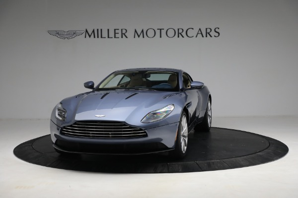 Used 2018 Aston Martin DB11 V12 for sale Sold at Aston Martin of Greenwich in Greenwich CT 06830 12