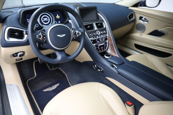 Used 2018 Aston Martin DB11 V12 for sale Sold at Aston Martin of Greenwich in Greenwich CT 06830 14