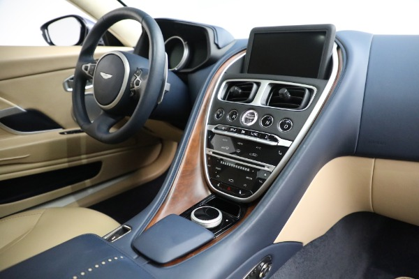 Used 2018 Aston Martin DB11 V12 for sale Sold at Aston Martin of Greenwich in Greenwich CT 06830 17
