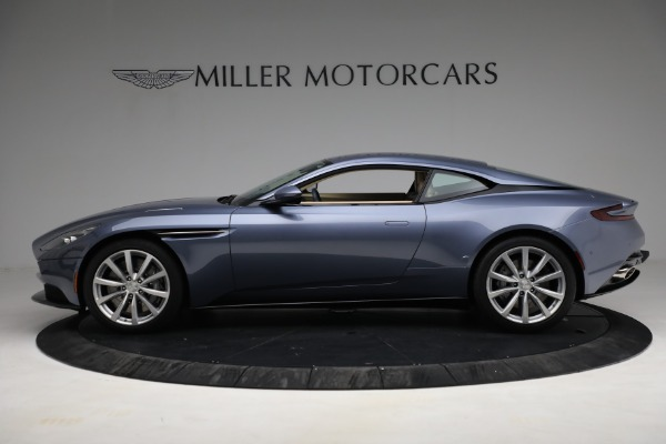 Used 2018 Aston Martin DB11 V12 for sale Sold at Aston Martin of Greenwich in Greenwich CT 06830 2