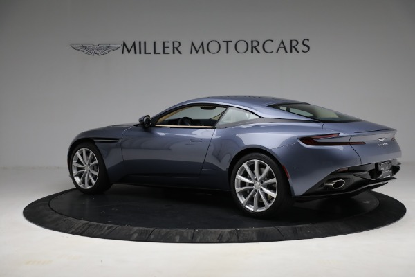 Used 2018 Aston Martin DB11 V12 for sale Sold at Aston Martin of Greenwich in Greenwich CT 06830 3