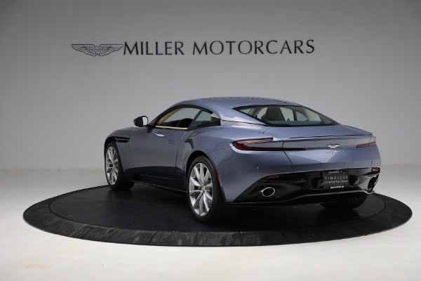 Used 2018 Aston Martin DB11 V12 for sale Sold at Aston Martin of Greenwich in Greenwich CT 06830 4