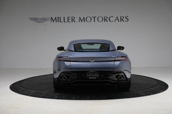 Used 2018 Aston Martin DB11 V12 for sale Sold at Aston Martin of Greenwich in Greenwich CT 06830 5