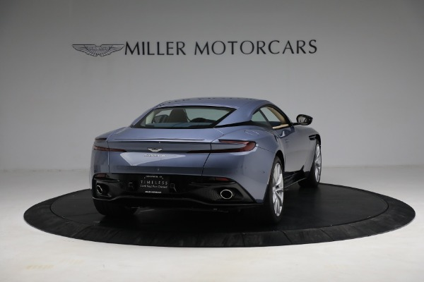 Used 2018 Aston Martin DB11 V12 for sale Sold at Aston Martin of Greenwich in Greenwich CT 06830 6
