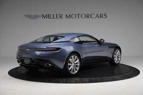 Used 2018 Aston Martin DB11 V12 for sale Sold at Aston Martin of Greenwich in Greenwich CT 06830 7
